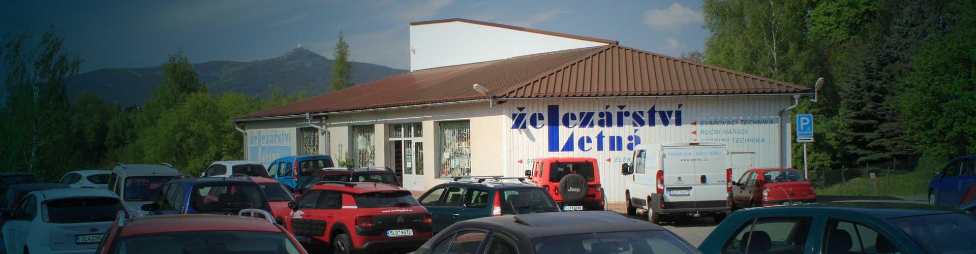 Železářství Letná Liberec